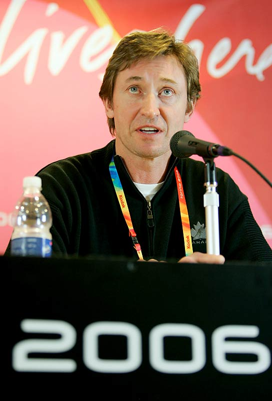 Here's one horrible non-call that we can't blame on an official: Wayne Gretzky, in his role as the executive Director of Canada's men's hockey team at the 2006 Winter Olympics, passed up Sidney Crosby in favor of older veterans such as Joe Sakic and Kris Draper. Not a great move, Great One. Russia defeated Canada 2-0 in the quarterfinals of the Turin tournament.  Which no-call would you add to the gallery?