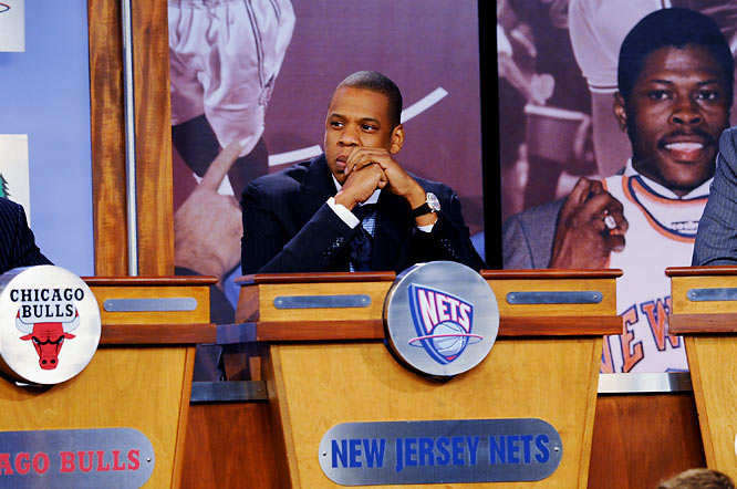 If you're married to Beyonce, do you really need to fool around with the NBA Draft Lottery?