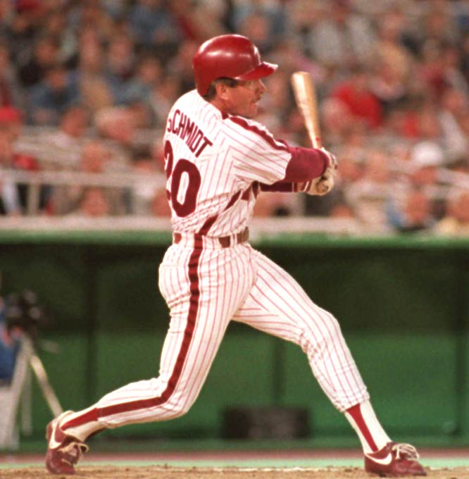 Philadelphia Phillies third baseman Mike Schmidt, 39, retires. In 18 seasons, Schmidt was voted National League MVP three times, an All-Star 12 times and was a member of Major League Baseball's All-Century Team.