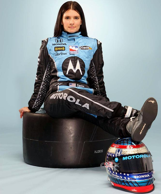 With the Indianapolis 500 just days away, SI photographer Simon Bruty caught up with Danica Patrick.