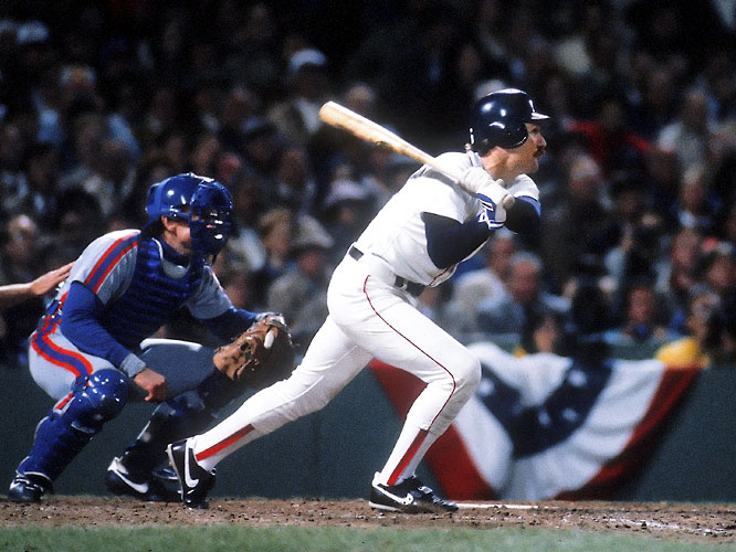 Coming off a career-best .368 season, Boggs owned a .401 average on June 7. Despite a cool July in which he hit .247, he finished at .357 to claim the third of five AL batting titles. By the way, Boggs hit .402 over a 162-game stretch from May 1985 to May 1986.