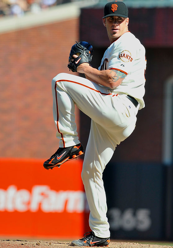 Wilson earned his 13th save of the season on May 20 in Denver to pull even with Jose Valverde for the NL lead in his first season as San Francisco's full-time closer.