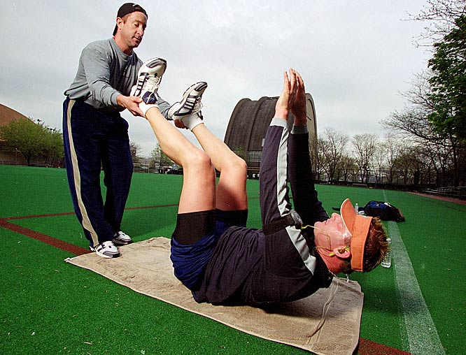 The central weasel in the Mitchell Report, McNamee worked as a fitness guru for the Yankees and Blue Jays, admittedly fixing up players with performance-enhancing substances.