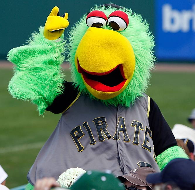 The bird became embroiled in baseball's cocaine scandal of 1985 when it was revealed before a grand jury in Pittsburgh that he'd introduced assorted members of the Pirates to a local drug peddler and had even distributed a little Peruvian coco powder himself. The Parrot avoided prosecution by cooperating with the FBI.