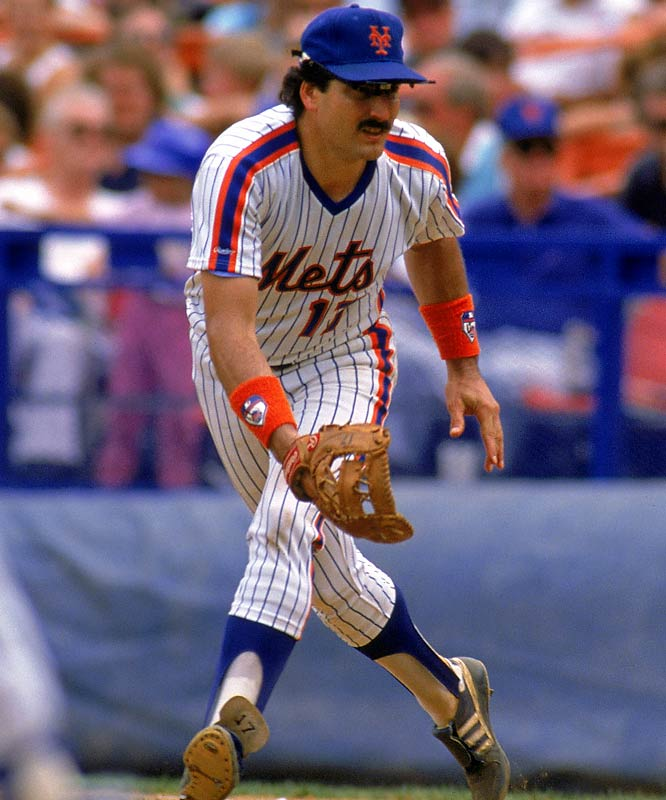Keith Hernandez not listed among the 17s is crazy! How many Gold Gloves and clutch hits does a guy need to make? Andy Van Slyke under consideration at No. 18 and no Keith at 17? C'mon!<br>-<i>Frank C</i>