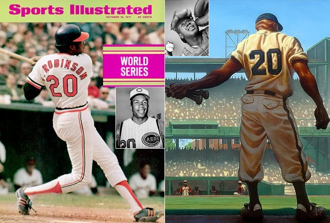 Frank Robinson over Mike Schmidt. Robinson has better career stats than Schmidt in all of the following areas (Avg, HRs, Hits, and RBIs), all accomplished against better pitching. So I totally disagree with your choice for No. 20.<br>-<i>Tommie E</i><br><br>Where's Josh Gibson on the list for No. 20? If Oh is on the list, Gibson should definitely be included, probably ahead of both Mike Schmidt and Frank Robinson.<br>-<i>TDwight</i>