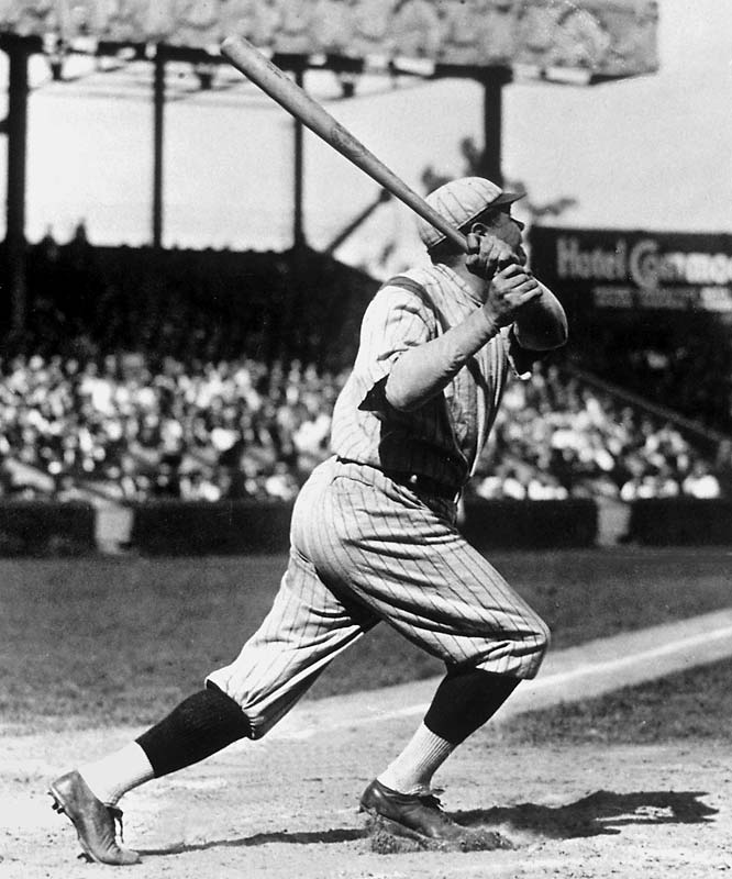 In his first full season in the majors, the Babe hit .315 with four home runs in only 92 at-bats. His interest would shift from pitching to hitting, but the Red Sox wouldn't relent on his desire to play every day. When he joined the Yankees for the 1920 season, that wasn't an issue anymore.<br><br>Send comments to siwriters@simail.com.