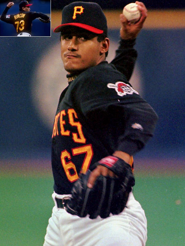 Cordova, a major league starter for less than a year, pitched the first nine innings of a no-hitter against the Astros. Rincon pitched another inning of no-hit ball when the scoreless game went to the 10th. The no-hitter wasn't secured until Mark Smith's walk-off homer in the bottom of the 10th.