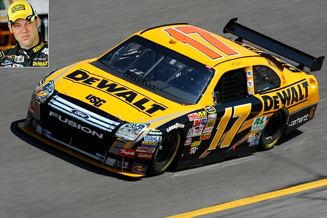 Matt Kenseth finished fourth in the 2007 Cup standings, with two victories and 22 top-10 finishes. He hasn't exactly been a disaster in 2008, but he's in 16th place in the standings and has an uphill battle to make the Chase playoffs. Kenseth has qualified for the Chase in all four years of its existence.