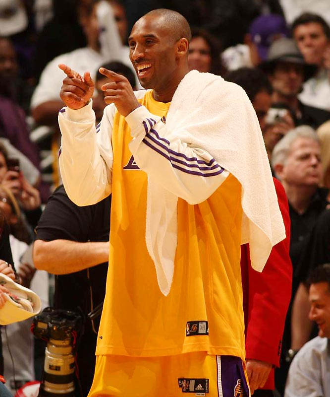 On March 22, 2006, Kobe Bryant scored 81 points against the Toronto Raptors -- the second-highest single-game total in NBA history (Wilt Chamberlain scored 100 in 1962). Bryant made 28-of-46 from the field (including 7-of-13 from three-point range) and 18-of-20 at the free-throw line in the Lakers' 122-104 victory.