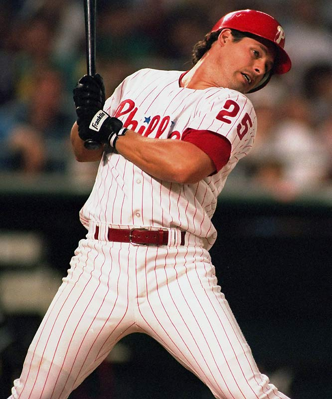 Jefferies signed the biggest contract in franchise history at the time and never came close to delivering on his promise during four years in Philadelphia, bottoming out with a .256 average in 1997.