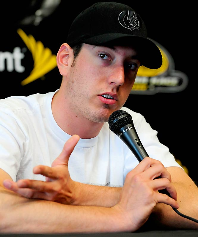 ''I told them 'Grow up. That's racing.' We're racing hard, and there's a lot worse in this world than someone getting spun out in a race.'' <br>--NASCAR's Kyle Busch on his recent tussle with Dale Earnhardt Jr.