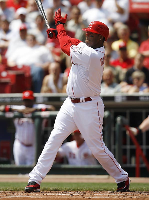 ''It's everybody's dream to go back where they started. Everybody who plays the game would love to go out the way they see fit.'' <br>--Reds center fielder Ken Griffey Jr., who told USA Today that he would like to be traded to Seattle.