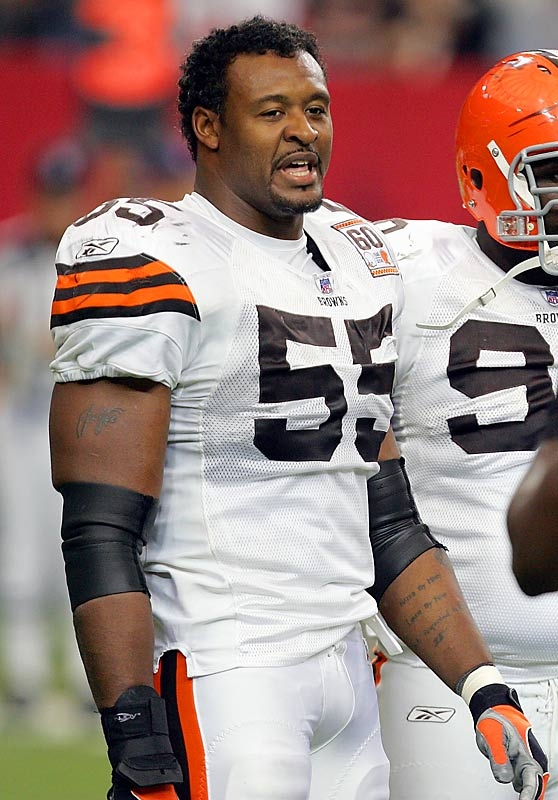 ''The game's been good to me. It's been a lot of hard work but I understand that there comes a certain time when you have to go out with a bang and leave it like that.''<br>--Browns LB Willie McGinest, who plans to retire after next season.