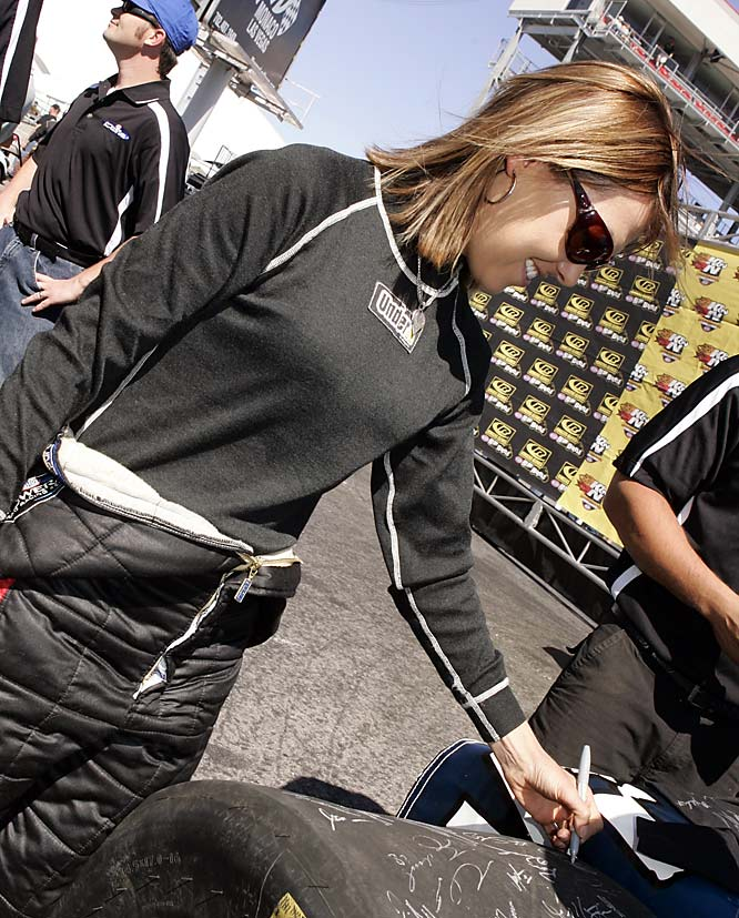 The fastest female in the history of the NHRA and driver of the 8,000-horsepower KB Racing, LLC Top Fuel dragster, Will has reached three semifinals this season and been as high as fifth-place in championship points.