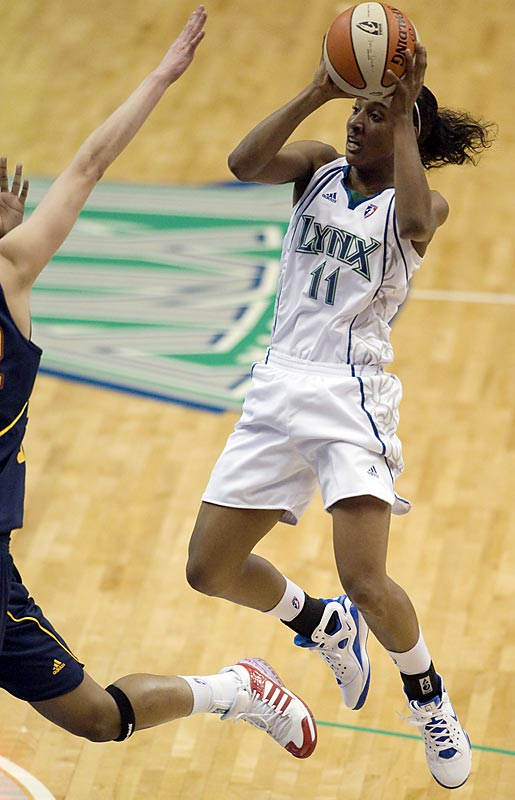 College Team:  Stanford Cardinal<br>College Stats:  20.2 ppg, 3.1 apg, 4.8 rpg<br>WNBA:  Third overall pick