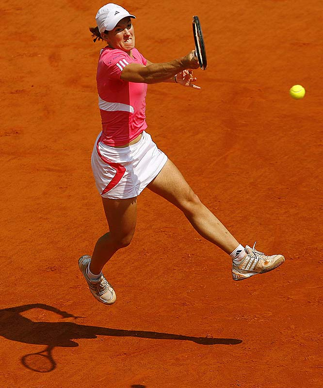 Henin, 25, had been ranked No. 1 in the world for 12-consecutive months before her stunning retirement May 14. This month's French Open will help determine who will follow her as the world's best.