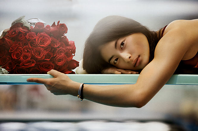 At the 2007 world championships, Guo, 26, beat teammate Wu Minixia in the 3-meter springboard by a convincing margin and then joined Wu to dominate the synchronized event. In Athens she also took double gold. Guo is a major celebrity in China, where she appears in commercials, fashion shows and gossip columns and will retire after the Beijing Olympics.