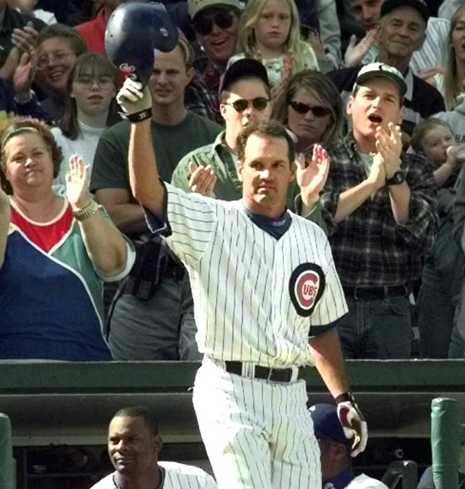 Chicago Cub 2B Ryne Sandberg retires due to poor play, forfeiting $15.7 million of his $25 million contract.