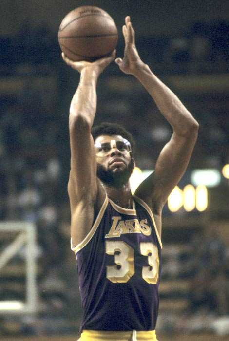 The Los Angeles Lakers acquire Kareem Abdul-Jabbar and reserve center Walt Wesley from the Milwaukee Bucks for center Elmore Smith, guard Brian Winters and rookies Dave Meyers and Junior Bridgeman.
