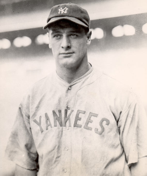 Lou Gehrig (1903, pictured) <br>Jud Buechler (1968) <br>Chris Gray (1970) <br>Brian McBride (1972) <br>Doug Mientkiewicz (1974) <br>Brandon Mitchell (1975) <br>Anthony Parker (1975) <br>Darnell Autry (1976) <br>Patrick Surtain (1976) <br>Peter Warrick (1977) <br>Dirk Nowitzki (1978) <br>Quentin Jammer (1979) <br>Marvin Williams (1986) <br>Rashard Mendenhall (1987) <br>