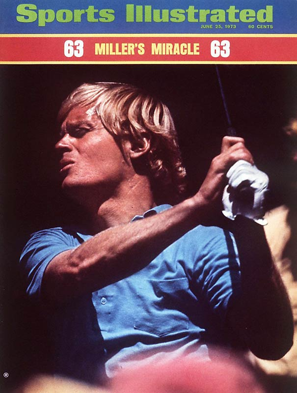 A relatively unknown, Johnny Miller entered the final round at Oakmont six strokes behind the leaders, but before the sun set that Sunday, the 26-year-old Miller had scorched the course and the competition with an 8-under 63. Hitting all 18 greens in regulation, he won by one stroke, beating out John Schlee, Jack Nicklaus and Arnold Palmer. His final round total stands as the course record at Oakmont.
