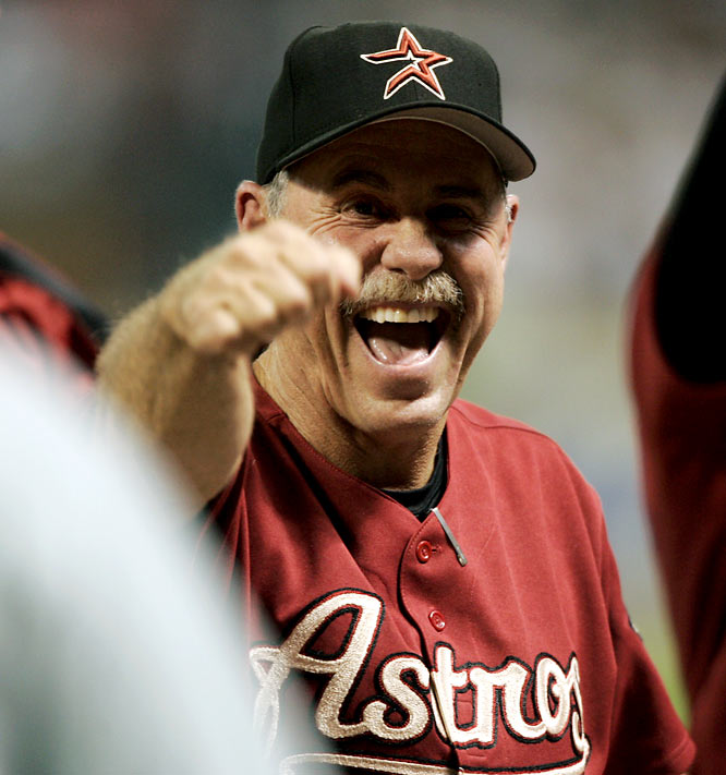 It's not easy to take over a struggling team and guide it to the playoffs. Here are nine men who supplanted fired manager and led their new clubs to the postseason, starting with Phil Garner of the 2004 Astros ...  While serving as an NL coach during the 2004 All-Star game in Houston, Astros manager Jimy Williams got booed by local fans that were not satisfied with the team's 44-44 record. The following day, the Astros fired Williams and hired Garner, who led the club to a 48-26 record and the NL Wild Card berth after winning the last seven games of the season. The Astros went on to get their first postseason series victory in franchise history against Atlanta (3-2) before losing in seven games to St. Louis in the NLCS. Garner would return to lead Houston to its first World Series appearance the following season.