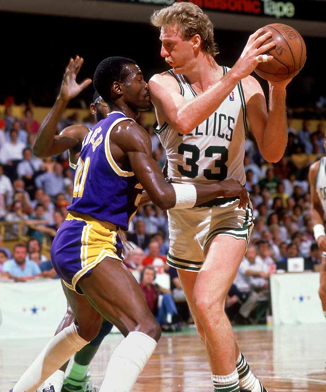 Drafted in the third round out of New Mexico, this spindly 6-7 forward would go on to help the Showtime Lakers win five NBA titles in the 1980s. Cooper, the NBA's Defensive Player of the Year in '87, was a one-man blanket who often guarded the other team's best scorer. Magic, Kareem and Worthy might have won the headlines, but Coop always played a key role.