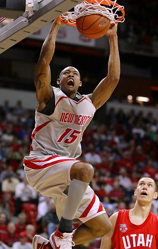 The 23-year-old boosted his stock at the Orlando predraft camp. The 6-5 senior guard from New Mexico could squeeze into the first round based on his ability to stuff the stat sheet -- he averaged 16.3 points (on 51.6 percent shooting), a Mountain West-leading 8.8 rebounds, 3.1 assists, 1.4 steals and 1.2 blocks.