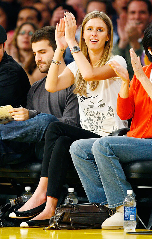 As the NBA's most legendary rivalry resumes, you can be sure to see plenty of the celebrities in the stands throughout the Finals -- especially when the games are in L.A. Here's a look back at the A-listers (and some B- and C-Listers) who have attended Lakers and Celtics playoffs games already this season.
