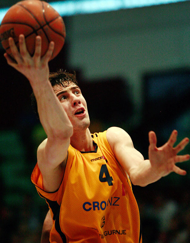 Tomic, 21, was considered a possible first-round pick last year before withdrawing from the draft. He has good skills for a 7-footer, but one NBA executive said of the 230-pound Tomic, ''The question with him is how strong he can get.''