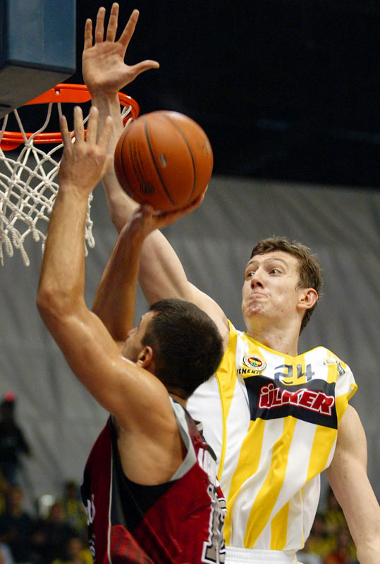 Asik, 21, a 6-11 center, emerged as a potential late first-round pick this year. One scout said of Asik, ''He has a good sense of timing for rebounds and blocking shots. He's skinny and needs to get stronger, but he has the kind of body that can bulk up.''