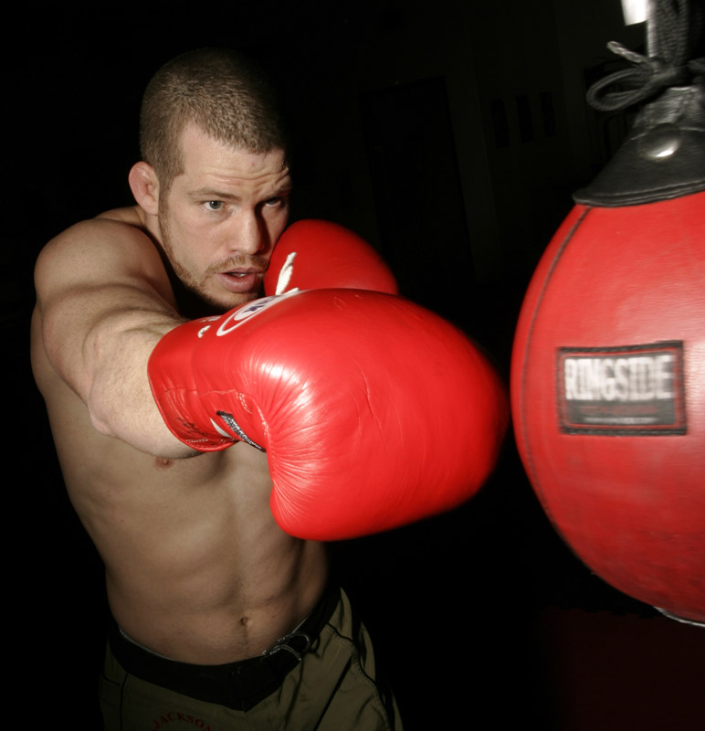Having spent two years at the University of Denver to study marketing, Marquardt now owns his own mixed martial arts gym while also maintaining his life as a fighter with a 29-8-1 overall MMA record.