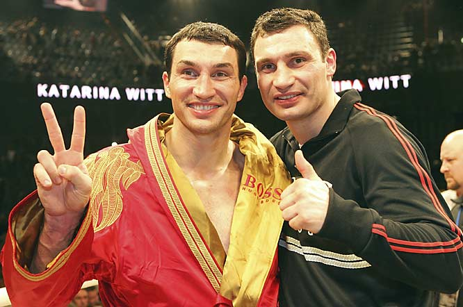 The towering Ukranian brothers have emerged as two of the most imposing heavyweights of their generation, each holding the championship belts during stretches over the past decade.