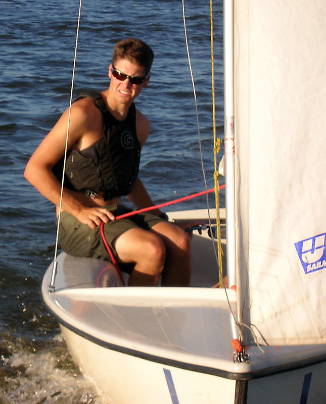 Campbell, who comes from a long line of yachtsmen, was named the 2006 College Sailor of the Year. The two-time captain led Georgetown to a National Championship his senior year and during his time on the water as a Hoya he was named an ICSA All-America four-consecutive years. With his days on the Potomac behind him, the 2007 U.S. Olympic Team Trials winner sets his sights on the Beijing Olympics.