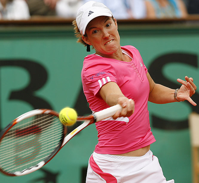 Former world No. 1 Justine Henin retired from tennis in 2008 with seven Grand Slams and an Olympic gold under her belt.  After 15 months, she announced her return to the tour and plans to make her comeback at the 2010 Australian Open.