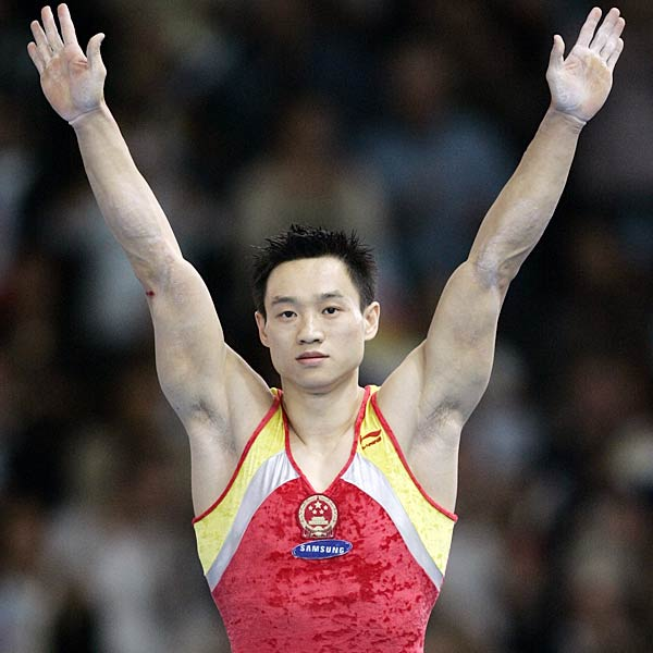After placing first in the all-around finals at the 2007 world championships, Yeng has turned into the one to beat in Beijing. His chances at gold increased when Paul Hamm announced that he wouldn't be competing in the Games this time. A gold would be four years coming to Yeng -- he led the all-around in '04 before crashing from the high bar.
