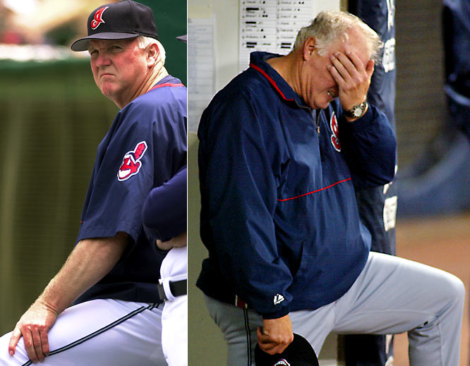 After issuing an ultimatum to the front office about his status, 58-year old Charlie Manuel was released by the Indians.