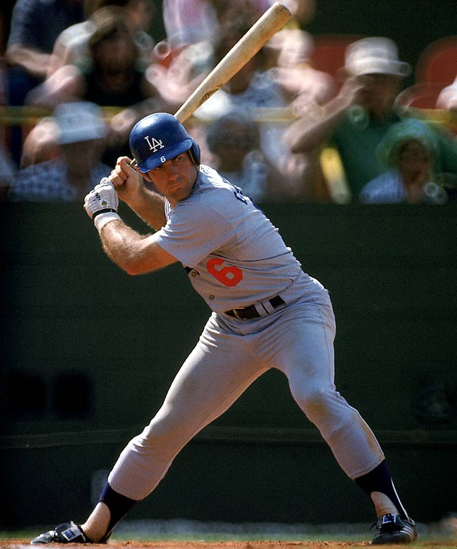At Jack Murphy Stadium, Steve Garvey becomes the first two-time MVP in All-Star history. The Dodgers' first baseman game-tying, two-run single and a triple helps the National League to beat the AL, 7-3.
