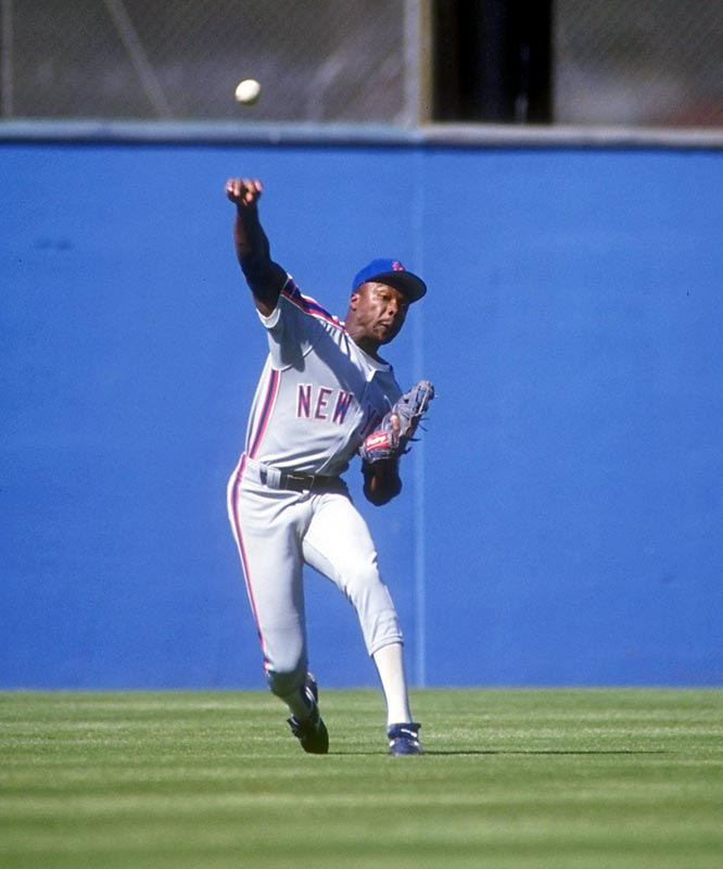 Vince Coleman injures three fans when he throws cherry bomb out the window of a car in the players' parking lot at Dodger Stadium.