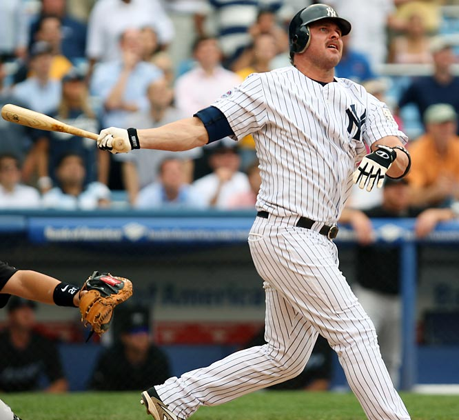 High-priced veterans such as the Yankees' Jason Giambi ($23.4 million) and the White Sox's Jim Thome ($15.7 million) drive up the price at a position where only three of 11 players make less than $1 million.