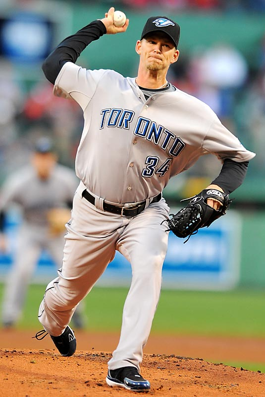 With Sabathia and Harden gone, Burnett might be the best pitcher on the market. The Cubs were interested before trading for Harden, but now the Phillies and Orioles seem to be the most likely suitors, though neither has the shortstop the Blue Jays appear interested in acquiring.