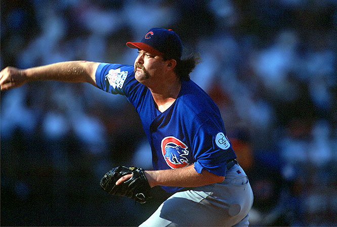 Beck, who died in 2007 from undisclosed causes, had a 13-year career in the majors with four teams, but was buried in his Cubs uniform in memory of his 51-save season, in which he posted a 3.02 ERA and helped the Cubs win the NL wild card.