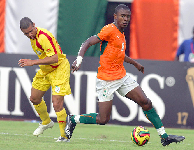 With senior national team captain Didier Drogba ruled out for the Olympic tournament, his Chelsea teammate Kalou looks to help the Ivory Coast build on last winter's fourth-place finish in the African Cup of Nations.