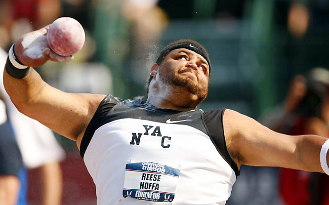 As the reigning world indoor champion, Hoffa enters the Beijing Games almost a year after earning a gold medal in Osaka with a throw of 22.04 meters. If Hoffa's performance at the U.S. Olympic Trials this year are any indication (he won with a throw of 22.10 meters), China may be just another chance for him to exceed his own previous marks.