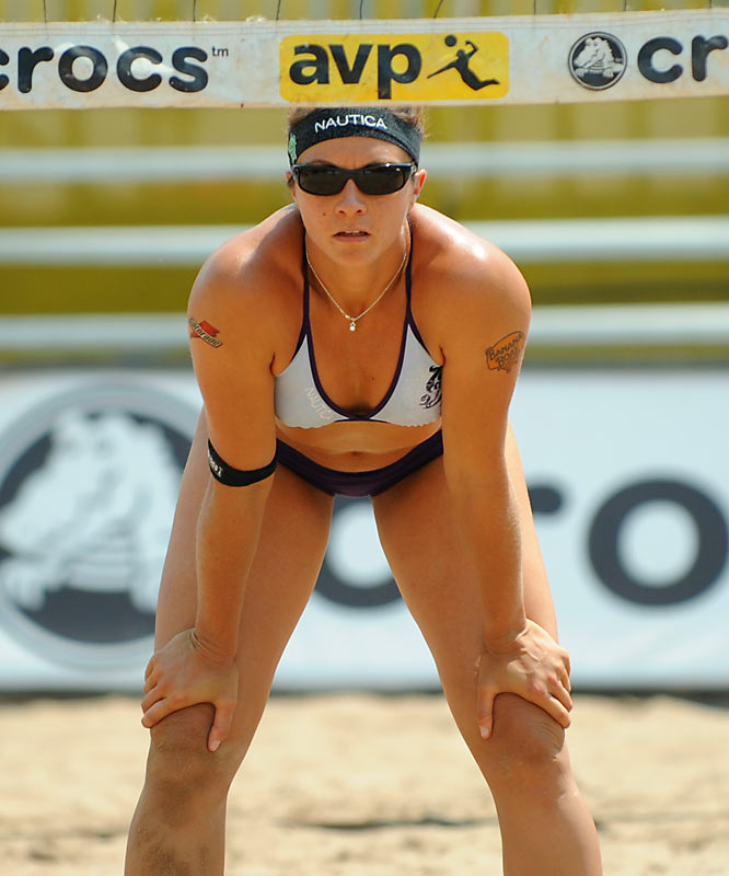"How dominate is Misty May-Treanor's team?  After losing to her in the finals, April Ross told the Long Beach Press-Telegram, ""I'm sick of them winning ... we're ready for anyone else to win at this point."""