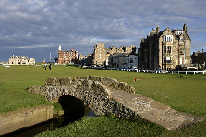 "Located in Scotland, St. Andrews is known as the ""home of golf"" and is commonly referred to as the world's most historic venue. The course has   played host to 27 British Opens dating back to 1873, with Tiger Woods and Jack Nicklaus each claiming two championships."