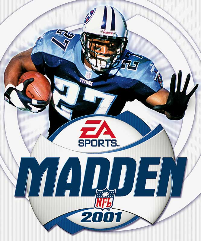 The first PS2 release for Madden featured player cards that unlocked secret game codes.
