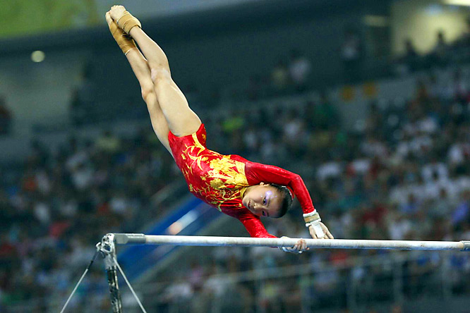 Since the International Gymnastics Federation only requires an athlete's passport as proof for its 16-year-old age limit, many claim the Chinese Government forged the passport of He, who appeared much younger than the required age. He won two gold medals at the Beijing Games but she and some of her teammates are now under investigation by the IOC and FIG.
