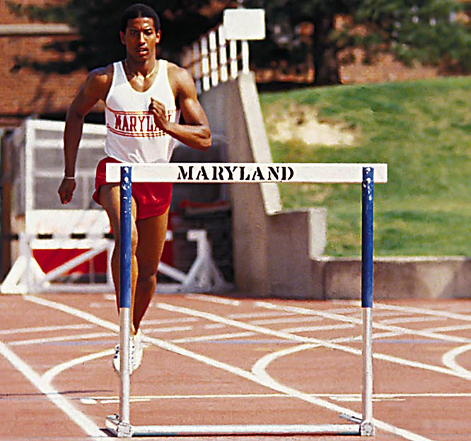 A 1997 Track and Field Hall of Fame inductee, Nehemiah is a two-time 60-yard hurdling NCAA champion, which he won in 1978 and '79.  He is also a five-time All-American in indoor and outdoor track, an All-American in the 1978 440-yard relay, and ACC Champion in the 60-yard high hurdles ('78 and '79) as well as in the 60-yard dash ('79).  Notably, Nehemiah was the first man to ever break 13 second in the 110 high hurdles (12.91).